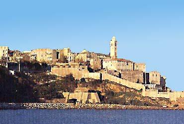La citadelle de bastia for Maison de la literie bastia